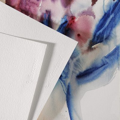 Watercolor Paper Roll